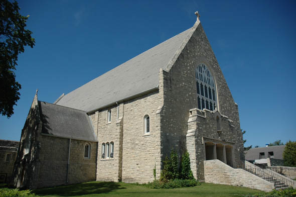1911 &#8211; St Ignatius Roman Catholic Church, Winnipeg, Manitoba
