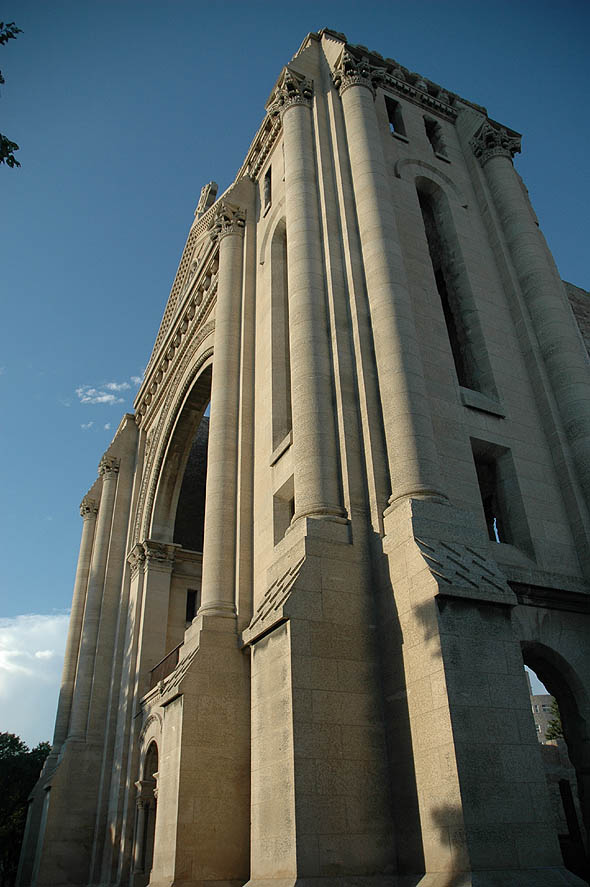1908 – St. Boniface Cathedral, Winnipeg, Manitoba