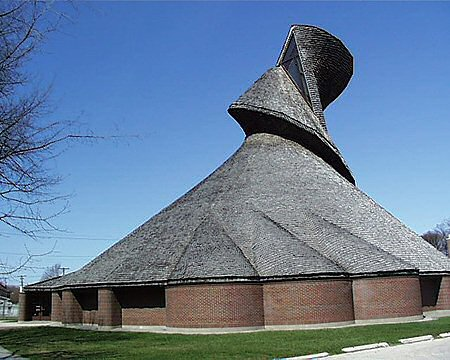 1968 &#8211; glise du Prcieux-Sang, St. Boniface, Winnipeg, Manitoba