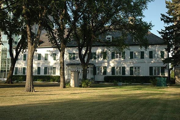 1851 – Grey Nuns Convent, Winnipeg, Manitoba