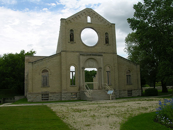 1907 – Our Lady of the Prairies Monastery, Winnipeg, Manitoba