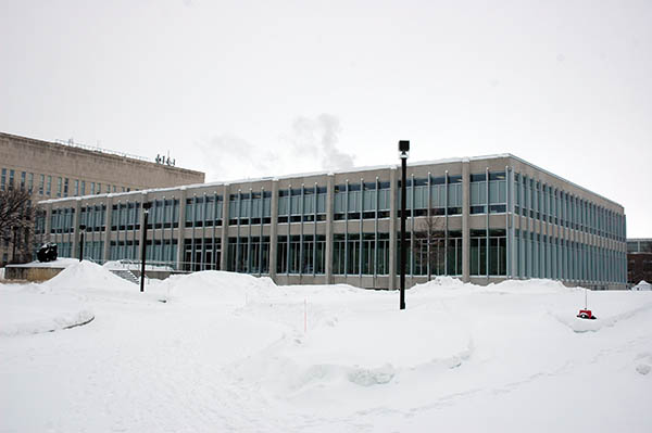 1959 – John A. Russell Building, University of Manitoba, Winnipeg