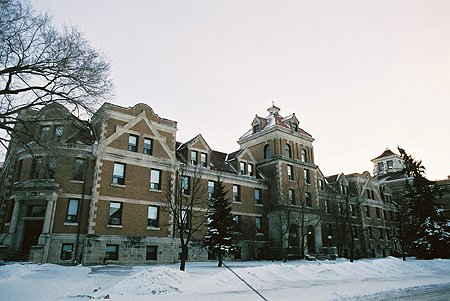 1912 &#8211; Tache Hall, University of Manitoba, Winnipeg
