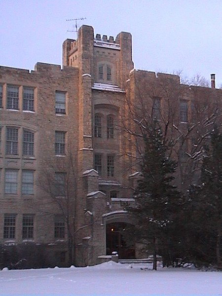 1932 – Buller Building, University of Manitoba, Winnipeg