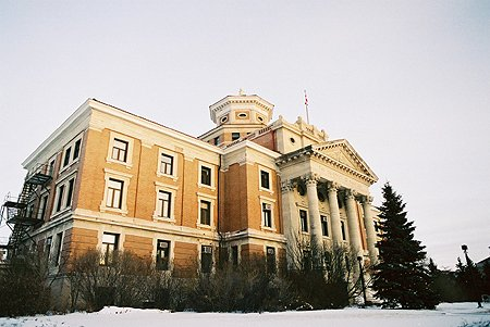 1912 – Administration Building, University of Manitoba, Winnipeg
