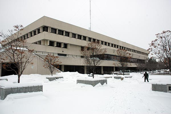 1969 – University Centre, University of Manitoba, Winnipeg