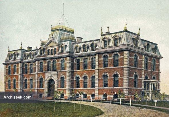 1883 – Legislature, Winnipeg, Manitoba