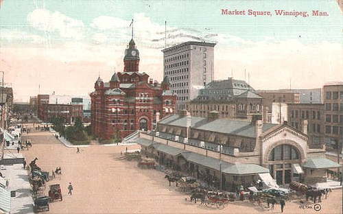 1897 &#8211; Market Building, Winnipeg, Manitoba