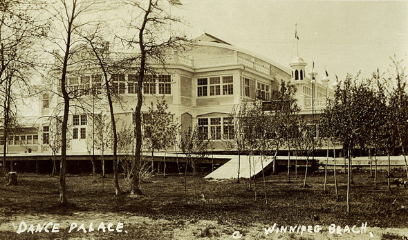 1924 – Dance Palace, Winnipeg Beach, Manitoba