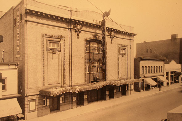 1911 – Orpheum Theatre, 283 Fort Street, Winnipeg