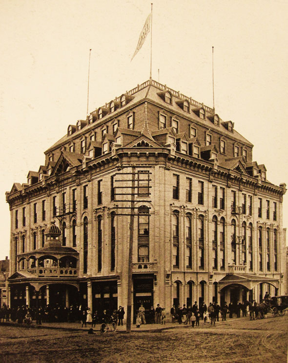 1883 &#8211; Leland Hotel, Winnipeg
