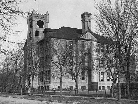 1903 &#8211; Alexandra School, Edmonton Street, Winnipeg