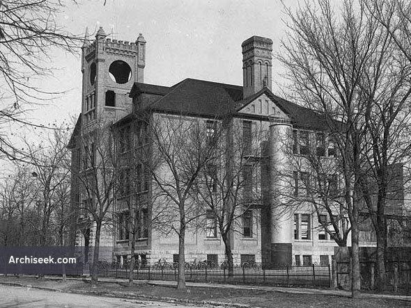 1903 – Alexandra School, Edmonton Street, Winnipeg