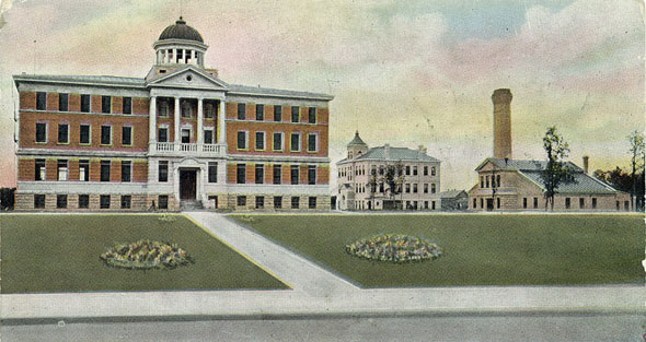 1906 &#8211; Former Manitoba Agricultural College, Tuxedo, Winnipeg