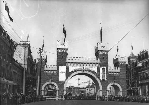 1901 – Royal Archway, Winnipeg