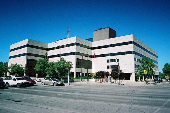 1978 – RCMP Headquarters, Winnipeg, Manitoba