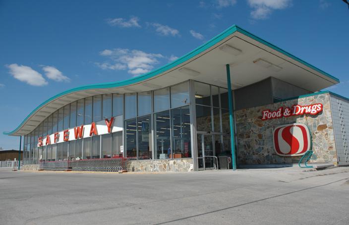 1964 – Former Safeway, Ellice Avenue, Winnipeg