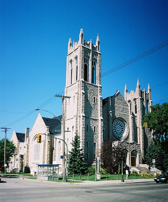 1912 – Westminster Church, Winnipeg, Manitoba