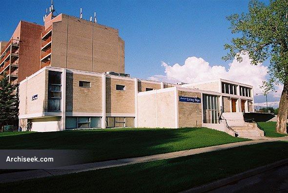 1958 – Former B'nay Abraham Synagogue, Winnipeg, Manitoba