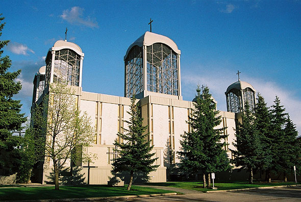 1963 – St. Joseph Ukrainian Catholic Church, Winnipeg, Manitoba
