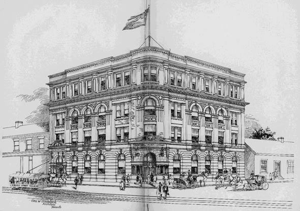 1899 – Manitoba Trusts Company, Winnipeg, Manitoba