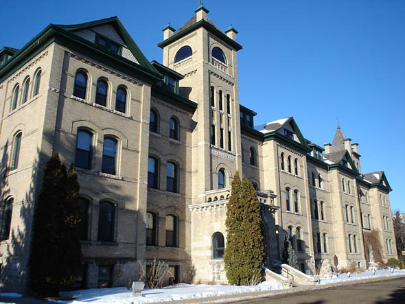 1901 &#8211; Brandon College, Brandon, Manitoba