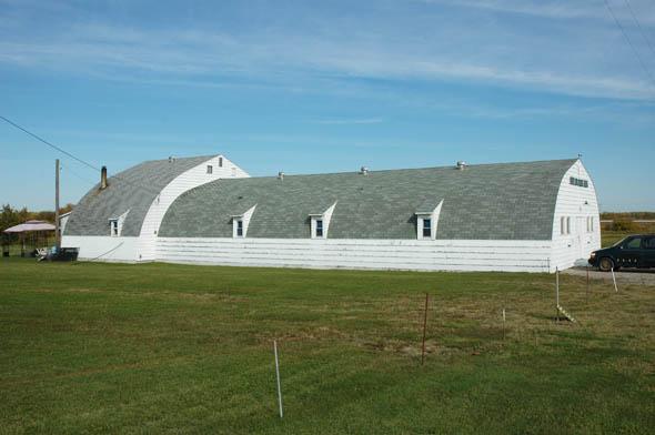 1950s – Poplar Park Community Hall, Manitoba