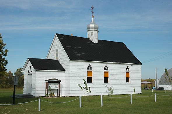 1906 – Holy Trinity Church, Poplar Park, Manitoba