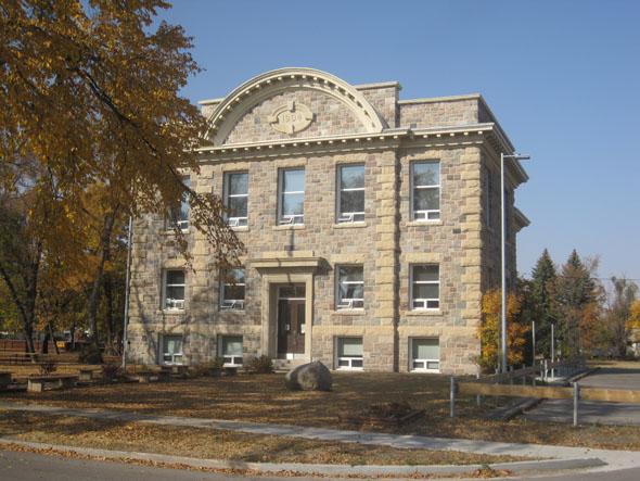 1904 – Courthouse, Morden, Manitoba