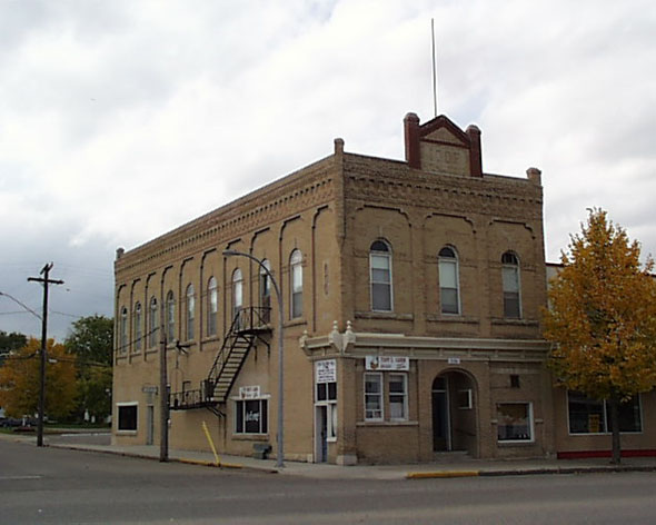 1904 &#8211; Independent Order of Odd Fellows, Neepawa, Manitoba