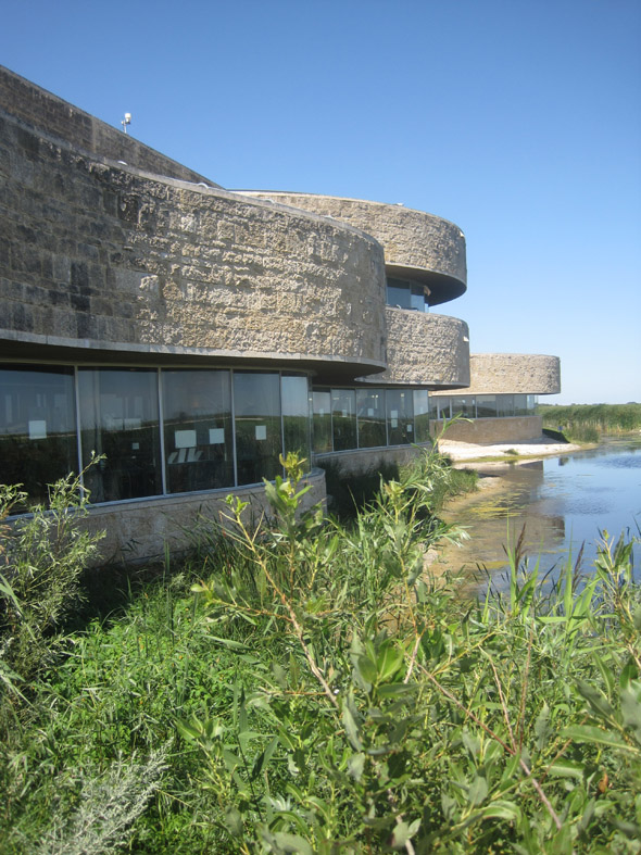 1993 – Oak Hammock Marsh Centre, Manitoba