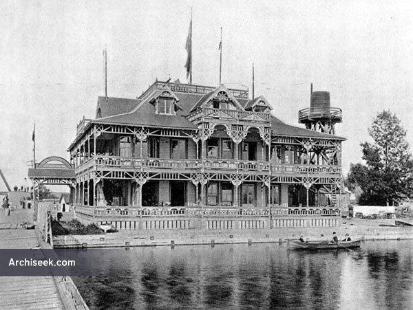 1891 – Royal Hamilton Yacht Club, Ontario