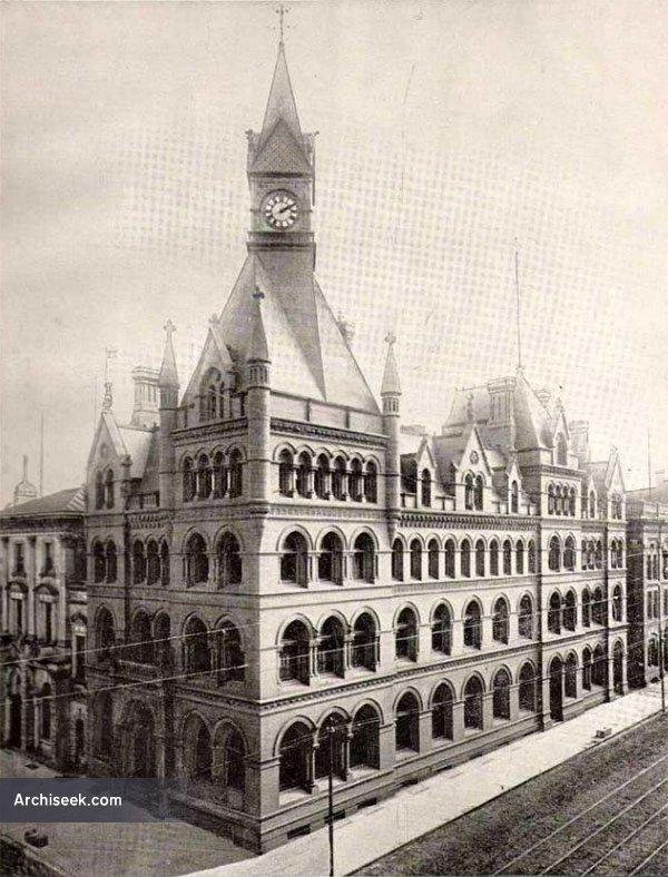 1883 – Canada Life Assurance Co., Hamilton, Ontario