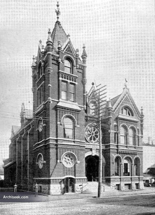 1890 – Library, Hamilton, Ontario