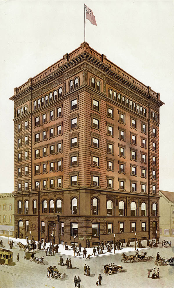 1905 – Bank of Hamilton, Hamilton, Ontario