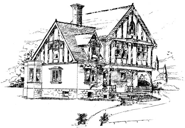 1899 – Residence, Hamilton, Ontario
