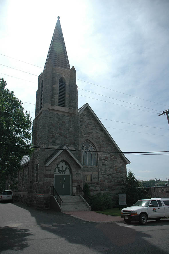 1917 &#8211; St. Alban&#8217;s Cathedral, Kenora, Ontario