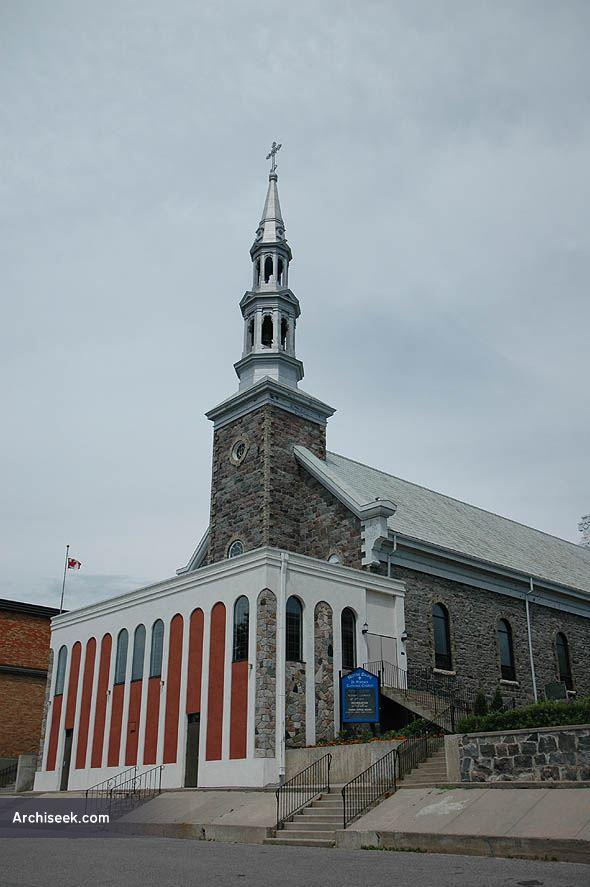1890 – Notre Dame Du Portage Church, Kenora, Ontario