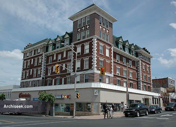1910 – Kenricia Hotel, Kenora, Ontario