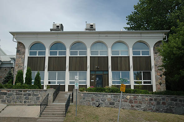 1960s &#8211; Notre Dame Du Portage Presbytery, Kenora, Ontario