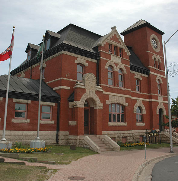1898 &#8211; City Hall, Kenora, Ontario
