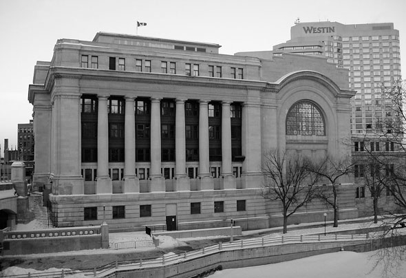 1912 – Government Conference Centre – Former Union Station, Ottawa, Ontario