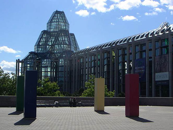1988 &#8211; National Gallery of Canada, Ottawa, Ontario
