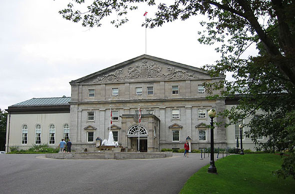 1838 &#8211; Rideau Hall, Ottawa, Ontario