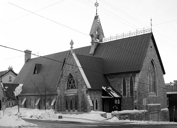 1877 &#8211; St Alban&#8217;s Anglican Church, Ottawa, Ontario