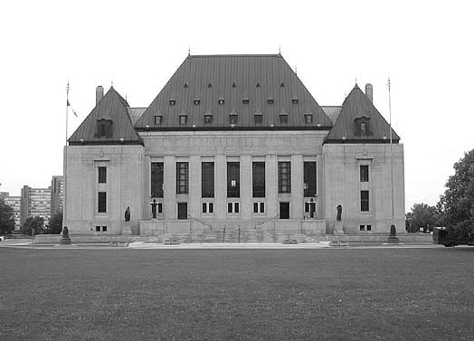 1940 – Supreme Court of Canada, Ottawa, Ontario