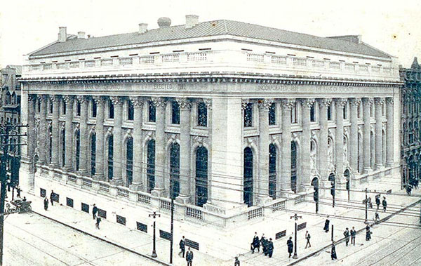 1913 – Bank of Toronto, Toronto, Ontario