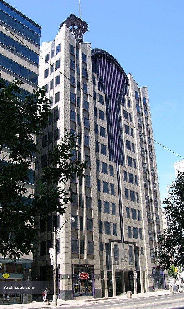 1957 – 170 University Avenue, Toronto, Ontario