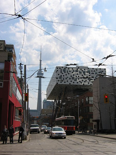2004 &#8211; Sharp Centre for Design, Toronto, Ontario