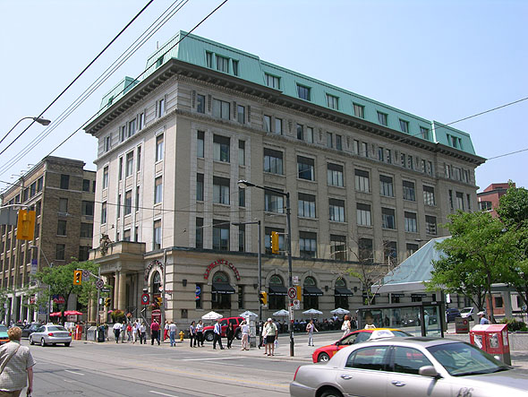 1908 – Union Building, 212 King Street West, Toronto, Ontario